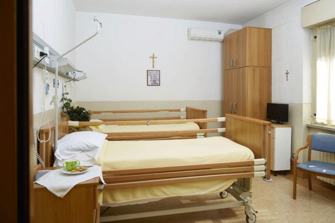 Residenza sanitaria sssistenziale fondazione casa di - Bagno assistito ...